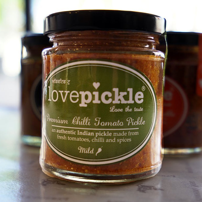 Lovepickle Original Chilli Tomato Pickle (Mild)