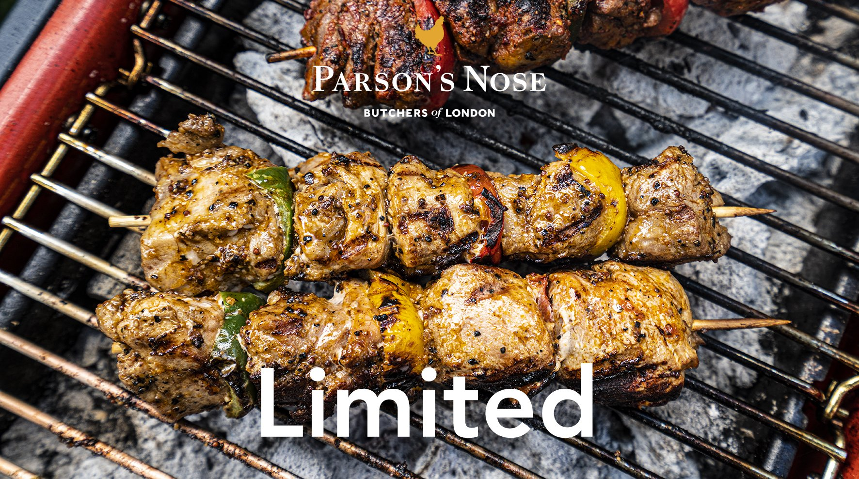 Kebabs (Pork) for sale - Parson's Nose