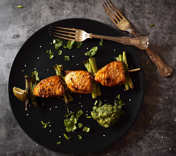 Salmon Kebab for sale - Parson's Nose