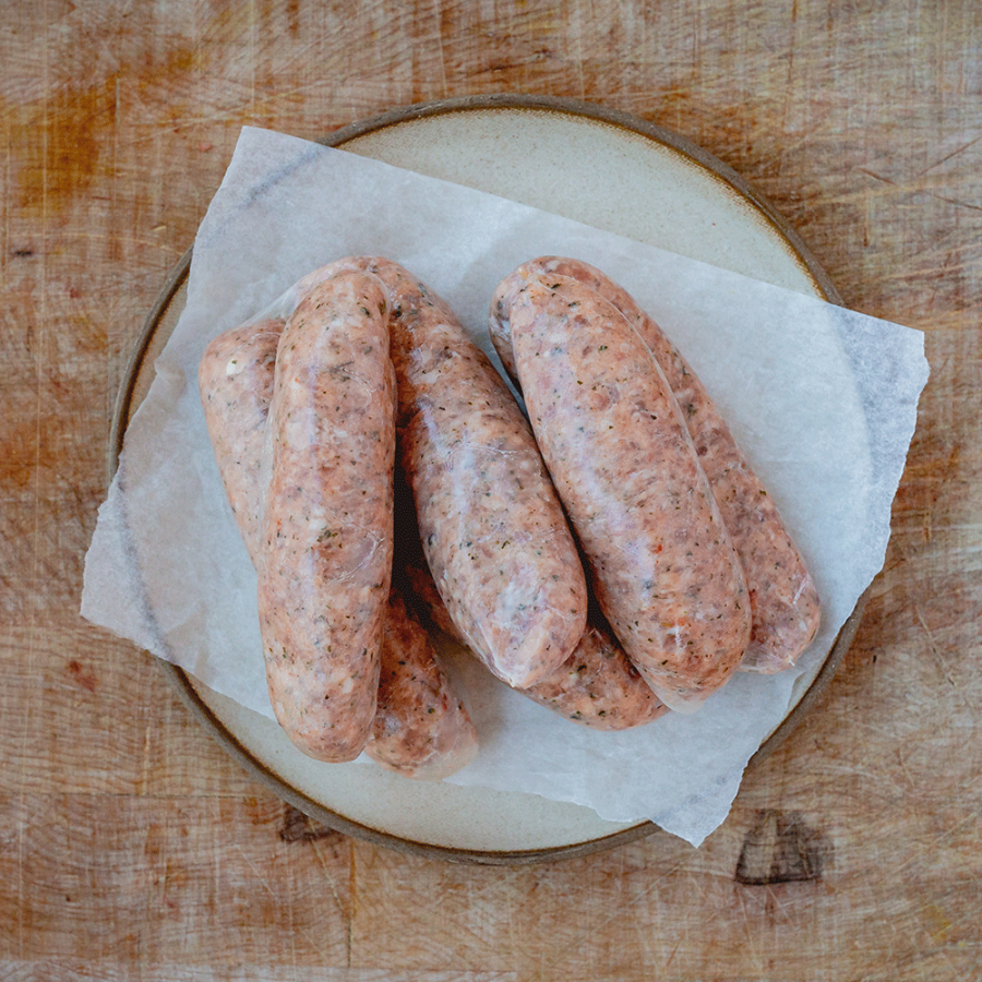 A Sausage Making Masterclass for sale - Parsons Nose