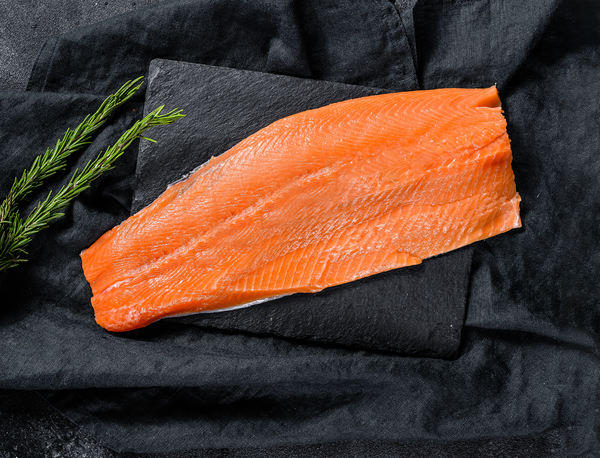 Smoked Salmon (Side) for sale - Parson's Nose