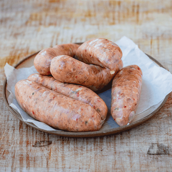 Sausages (Spicy Italian) for sale - Parsons Nose