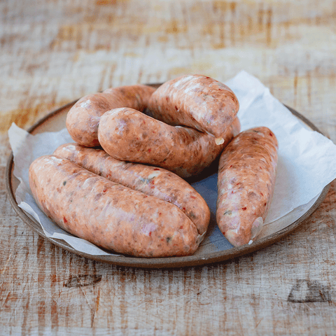Sausages (Spicy Italian)