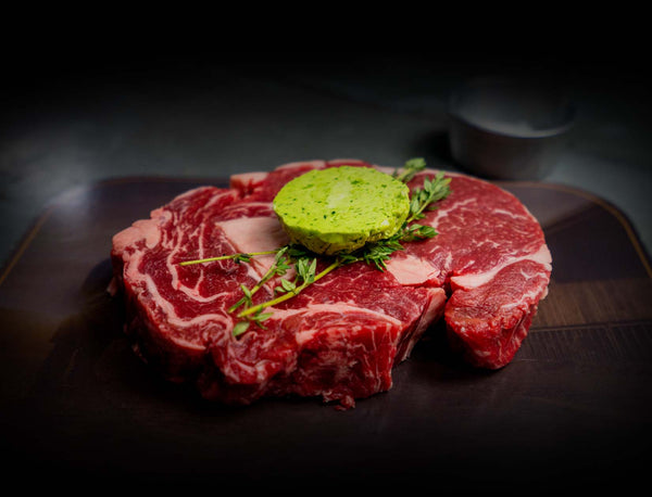 Rib Eye with a Butter Compress and Thyme KIT for sale - Parson's Nose