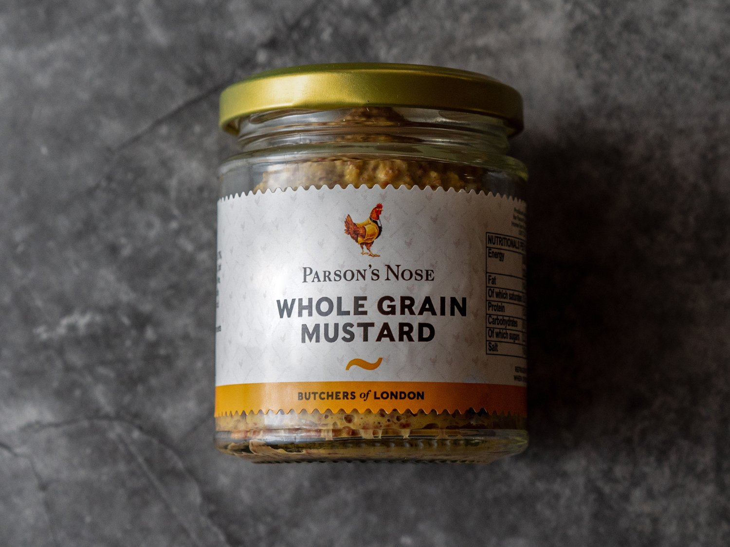 Mustard (Wholegrain) for sale - Parsons Nose