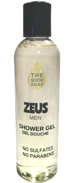 Zeus Shower Gel - The Good Soak