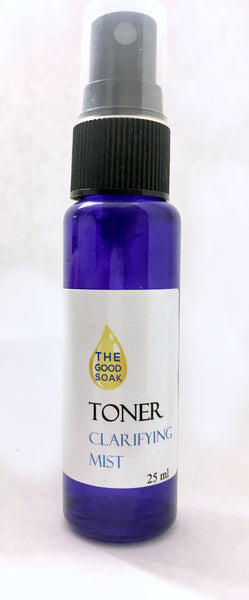 Toner- Clarifying Mist/ 25 ml - The Good Soak