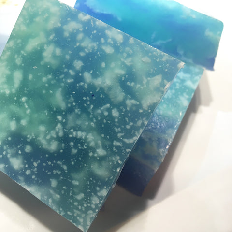 Bali light exfoliating soap - The Good Soak