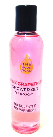 Grapefruit Shower Gel - The Good Soak