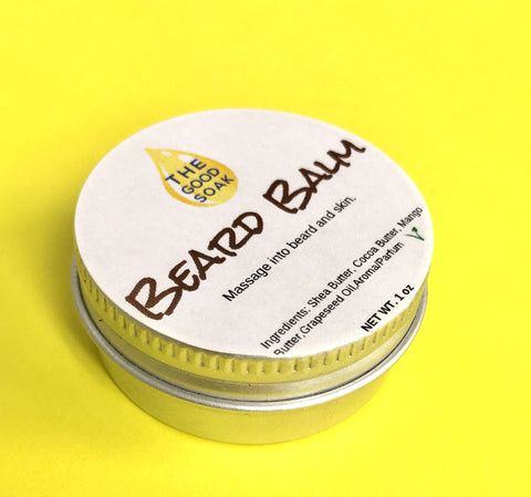 Beard balm - The Good Soak