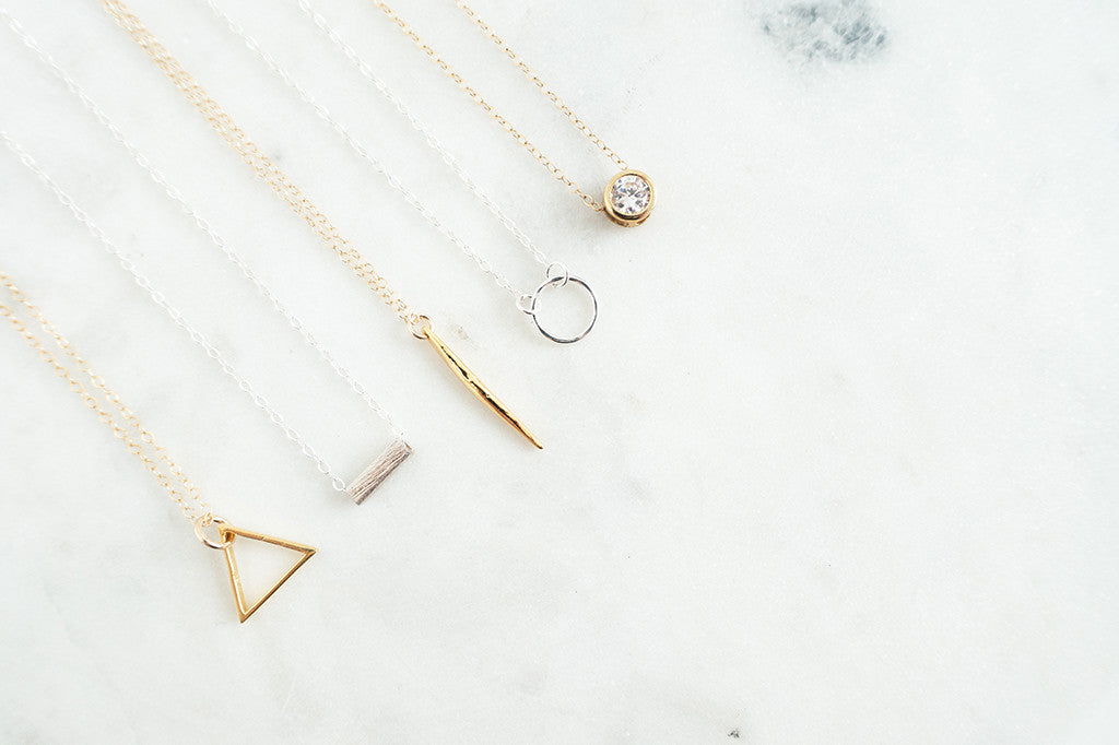 A Capsule Jewellery Collection