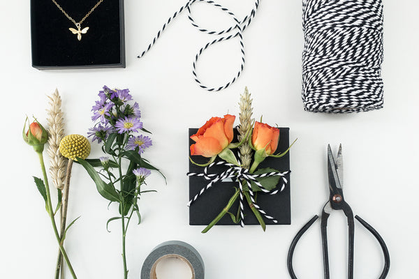 That's A Wrap: DIY Gift Wrap Ideas