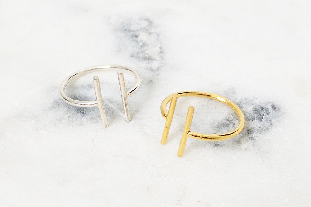 Introducing: Parallel Bar Rings