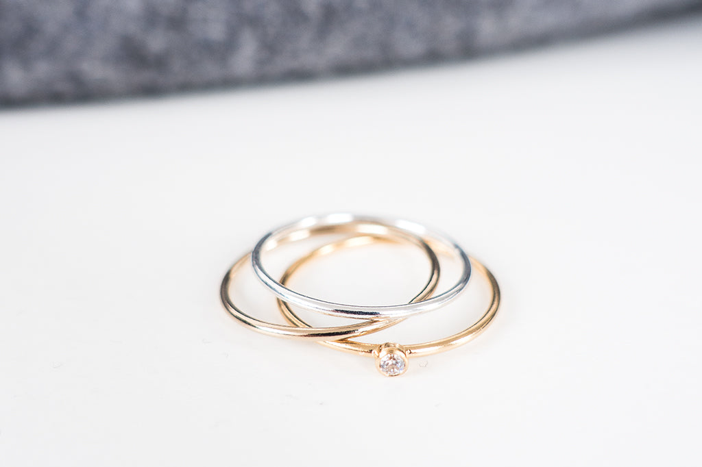 Stack Your Rings in Style