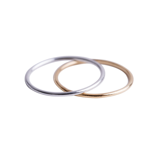 Midi Stacking Rings