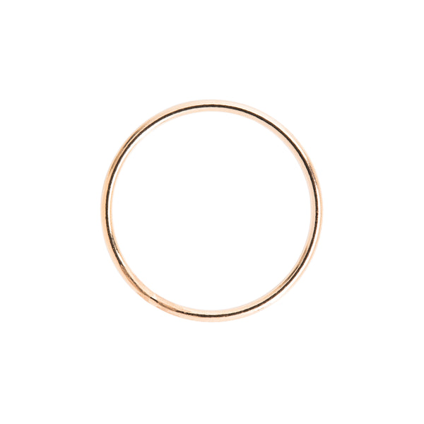Minimal Stacking Ring Gold