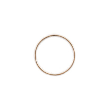 Load image into Gallery viewer, Minimal Simple Unisex Band Ring Gold
