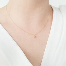 Load image into Gallery viewer, Minimal Sphere Ball Necklace