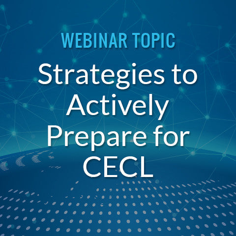 Strategies to Actively Prepare for Current Expected Credit Loss (CECL)
