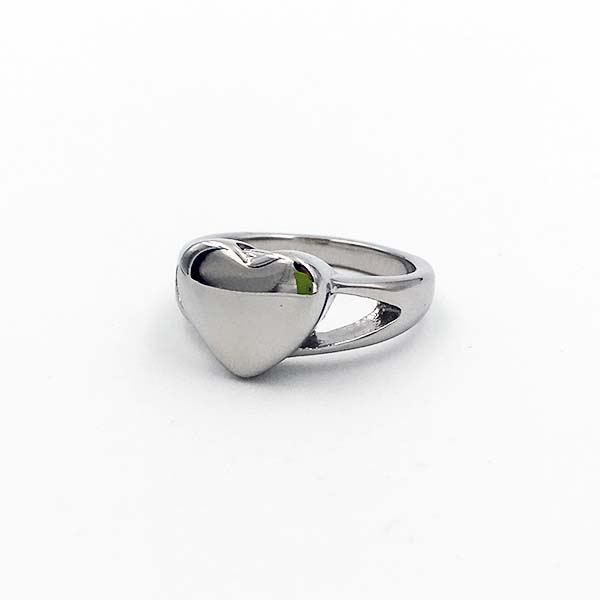 Heart Cremation Ring