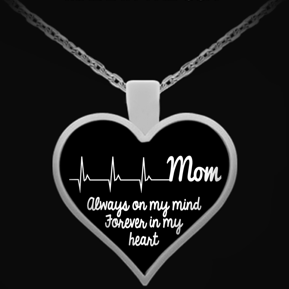 Necklace - Mom In My Heart