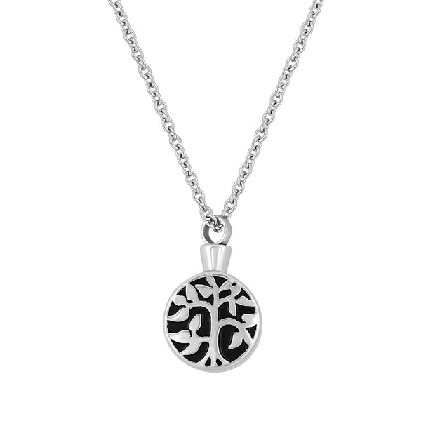 Cremation Jewelry Necklace for Ashes - Tree Of Life
