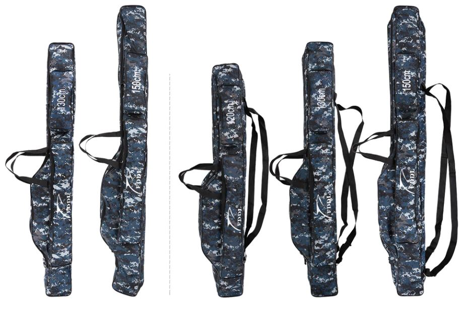 Fishing Rod Bag - Pole Storage Case