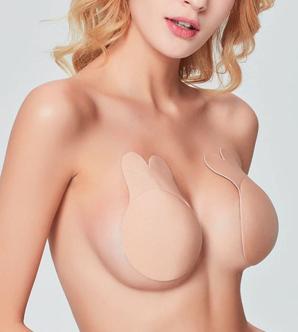 1 Pair Breast Boob Lift Tape - Bra Adhesive Stickers