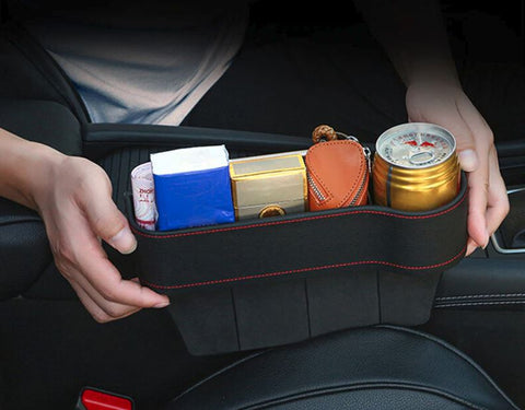 Car Front Seat Organizer - Storage Pocket Box