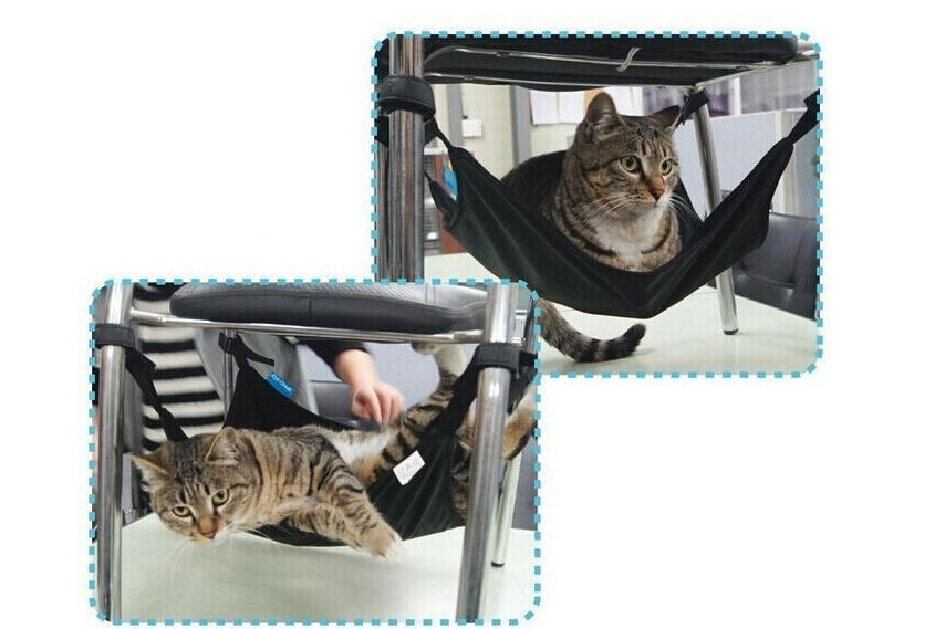 Cat Hammock Hanging Bed Crib
