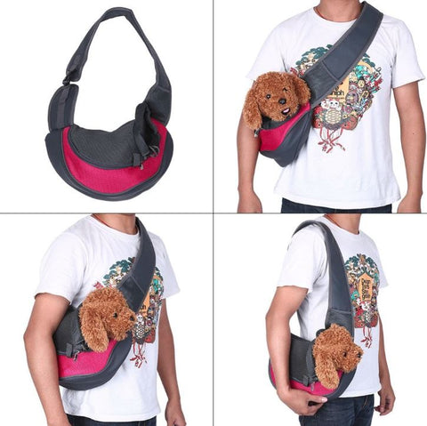 Pet Puppy Dog Carrier Purse Shoulder Bag