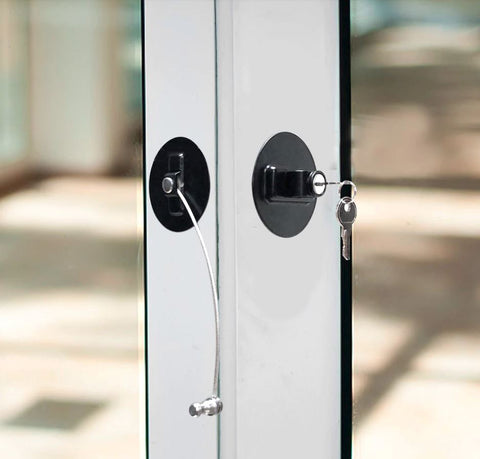 Refrigerator Lock With Key - For Kids and Adults