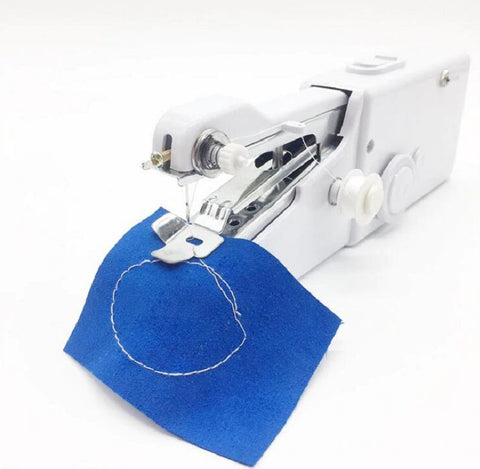 Portable Electric Handheld Sewing Stitching Machine