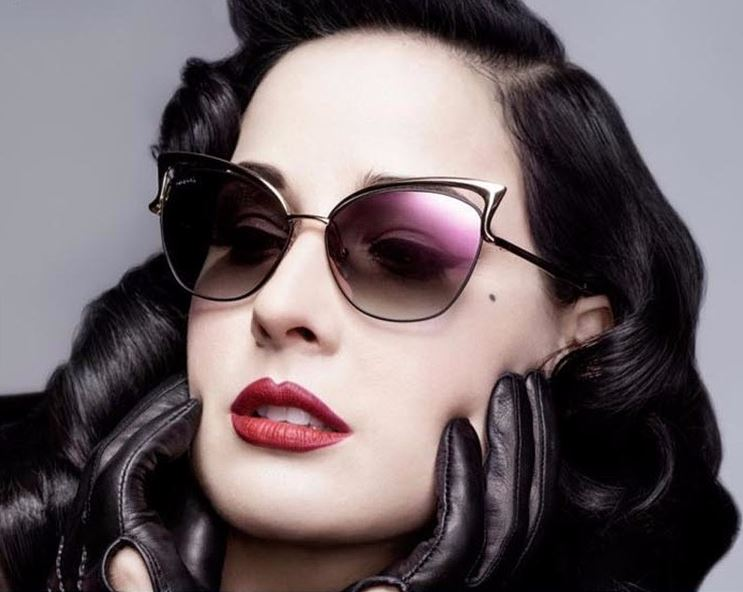 Women Sunglasses - Vintage - Cat Eye