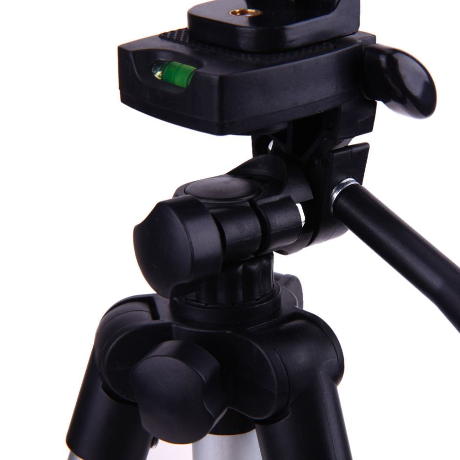 Professional Camera Tripod - DSLR Phone 360 Degree Flexible Stand