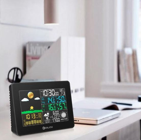 Home Weather Station - Hygrometer - Thermometer - Wireless