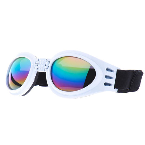 Foldable Pet Dog Sunglasses UV Protection Goggles