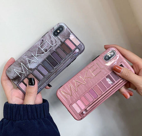 Palette Makeup Phone Case