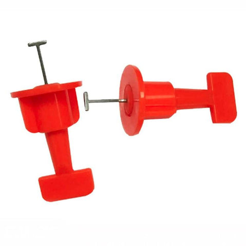 50Pcs Tile Leveling System - Easy Spacers