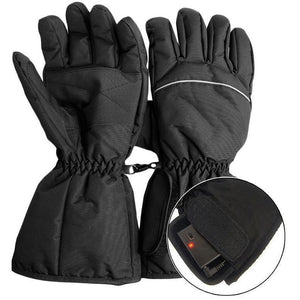 Warm Winter Electric Battery Heated Gloves MojoTrend