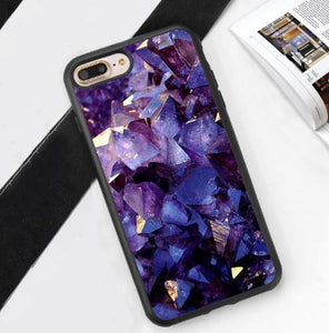 Gem Crystal Phone Case Phone Case MojoTrend