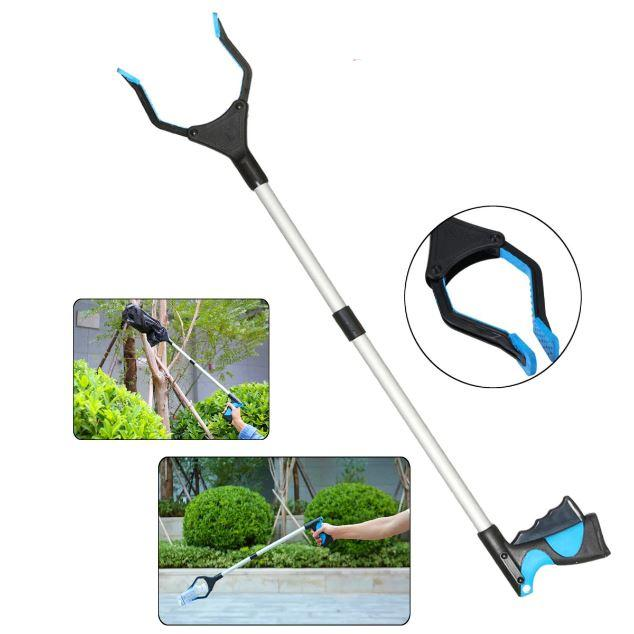 Trash Pick Up Reacher Grabber Tool Stick Reacher MojoTrend