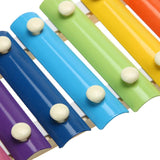 Xylophone Wooden Style Educational Musical Instrument xylophones MojoTrend