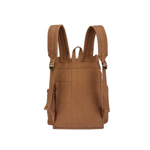 Large Vintage Canvas Backpack backpack MojoTrend