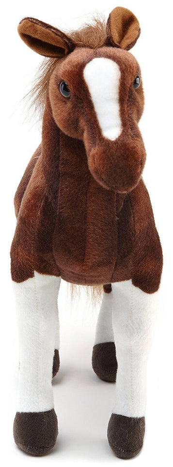 Soft Plush Horse Toy For Kids Home Decoration Kids Horse Toy MojoTrend