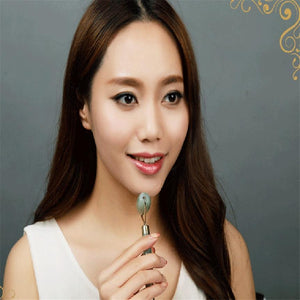 1 Facial Massage Jade Roller Limitlessproduct