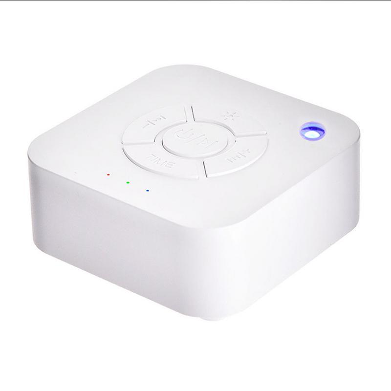 Baby Sleep White Noise Machine USB Rechargeable Baby Sleep Device MojoTrend
