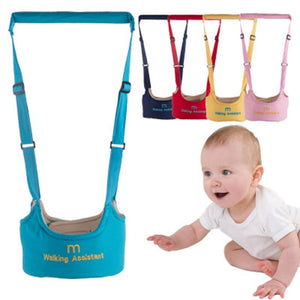 Infant Baby Walker Safety Harness Adjustable Straps Kids Walking Belt Baby Walker MojoTrend