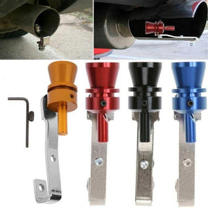 Car Exhaust Whistle - Fake Roar Turbo Sound Maker