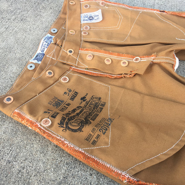 1873 Modify Dungarees Duck Canvas 12oz
